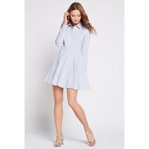 BCBGenration Pinstripe Dress